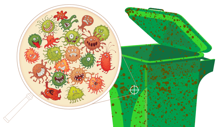 germs-on-bin